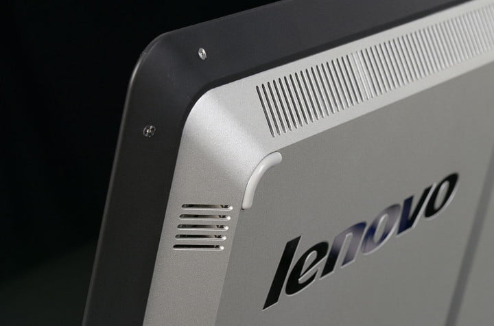 lenovo ideacentre horizon review  table pc speakers macro