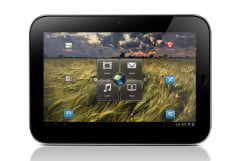 lenovo ideapad k  review tablet front display