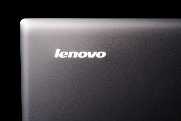 lenovo ideapad u  touch review top back corner
