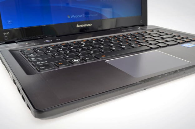 Lenovo IdeaPad Y480 windows laptop keyboard