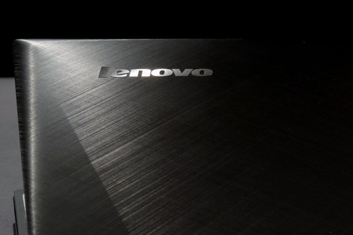 lenovo ideapad y  p review top back badge