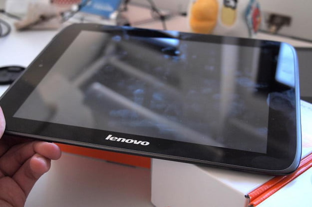 Lenovo IdeaTab S2109 review fingerprints android 4.0 ice cream tablet