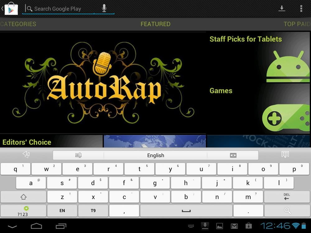 Lenovo IdeaTab S2109 review screenshot autorap android ice cream 4.0 tablet