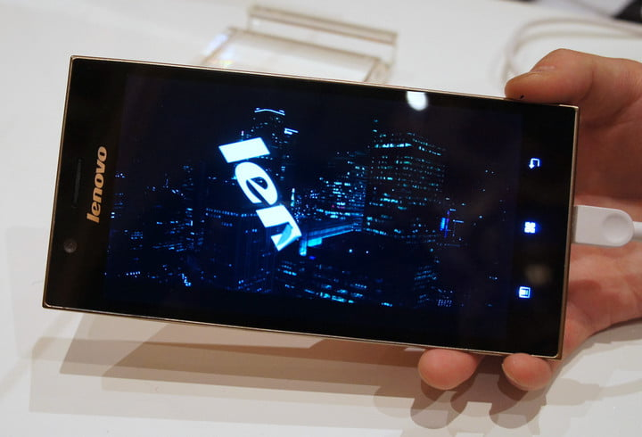 hands on lenovo k  intel atom clover trail smartphone