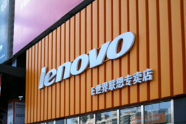 lenovo android yoga laptop tablet store storefront sign hq headquaters