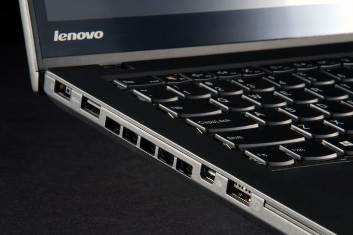 lenovo thinkpad t  s review side vents