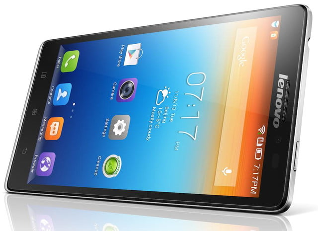 lenovo vibe z smartphone features price release