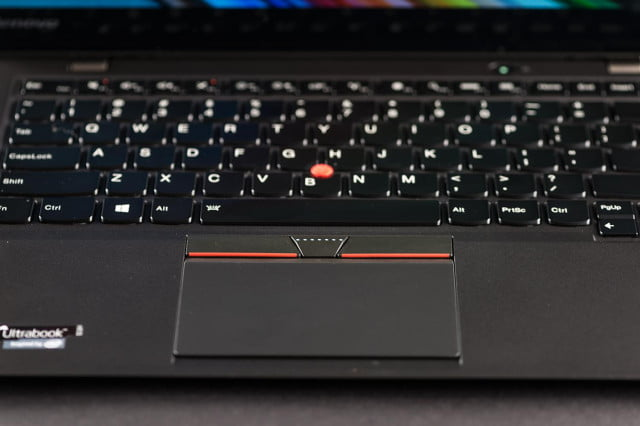 Lenovo X1 Carbon review touchpad