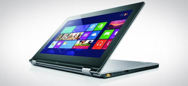 Lenovo Yoga hybrid tablet