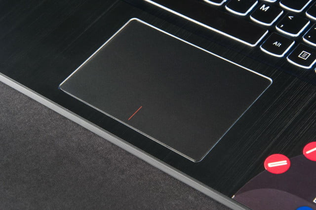 Lenovo Yoga 3 trackpad