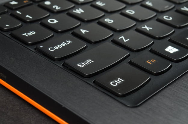 Lenovo Yoga review keyboard macro