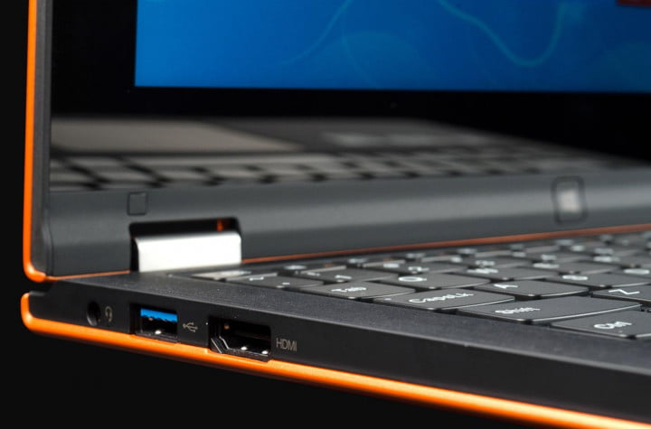 lenovo ideapad yoga  s review usb hdmi ports