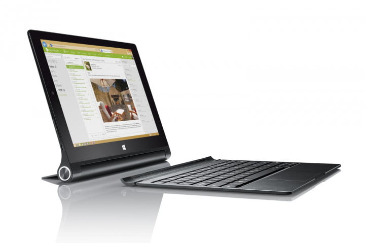 lenovo yoga laptops tablets  release news tablet inch
