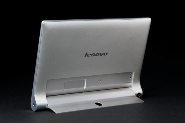 LeNovo Yoga Tablet 8 back angle 2
