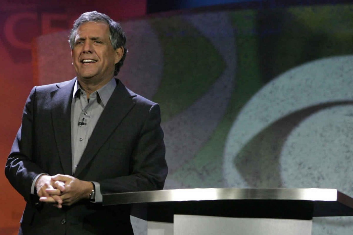 cbs ceo says apple streaming talks have stopped les moonves