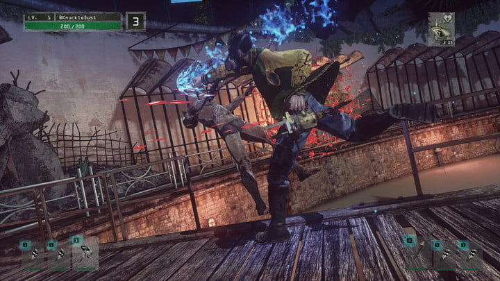 let it die first impressions hands on