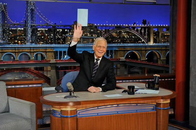 david letterman years of living dangerously national geographic late show