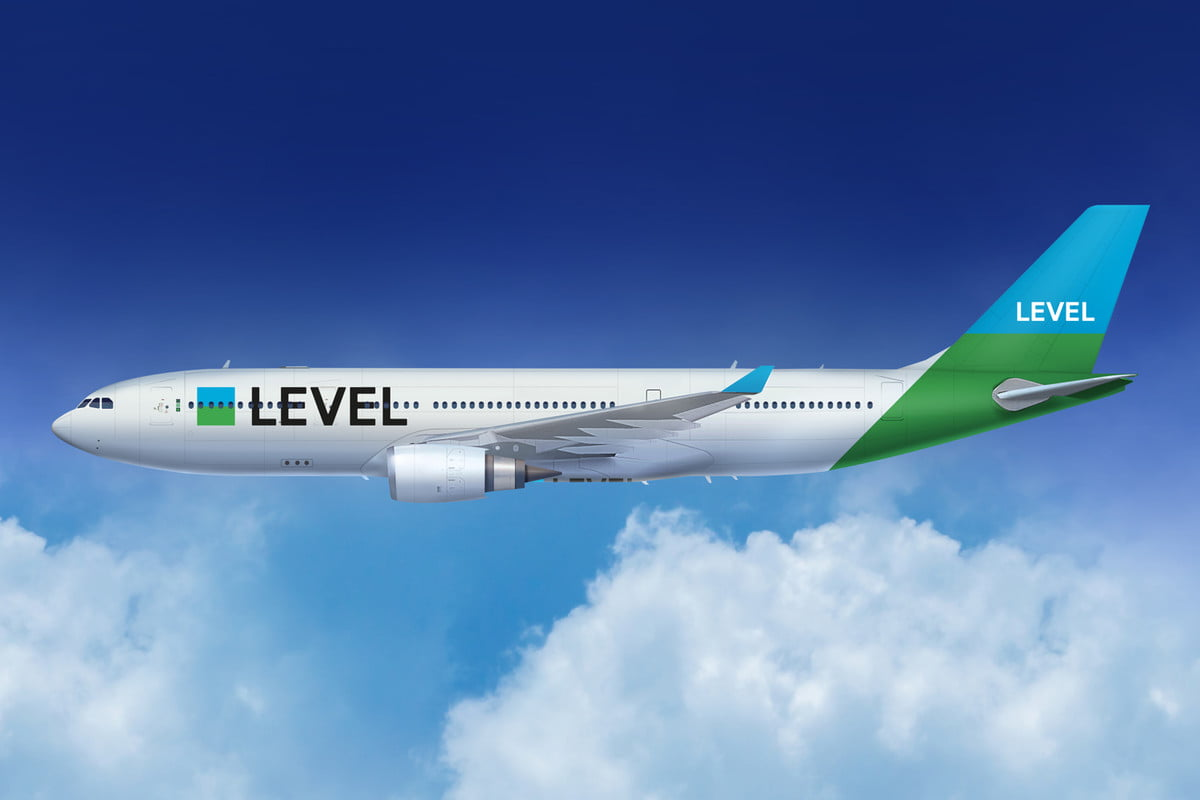 travel international low cost carriers level airline