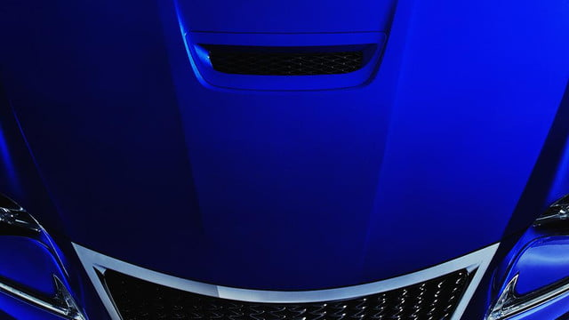 will lexus rc f coupe coming detroit  hp v teaser