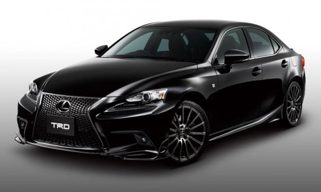 Lexus IS TRD