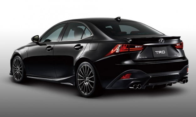 Lexus IS TRD2