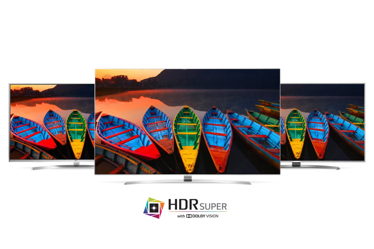 lg  super uhd k hdr tv lineup pricing availability
