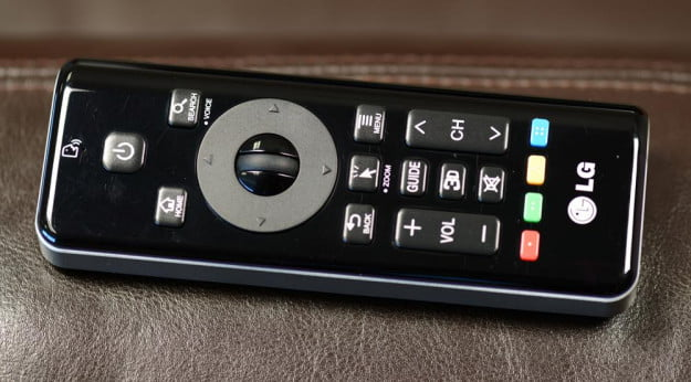 LG 55G2 Review google tv led remote