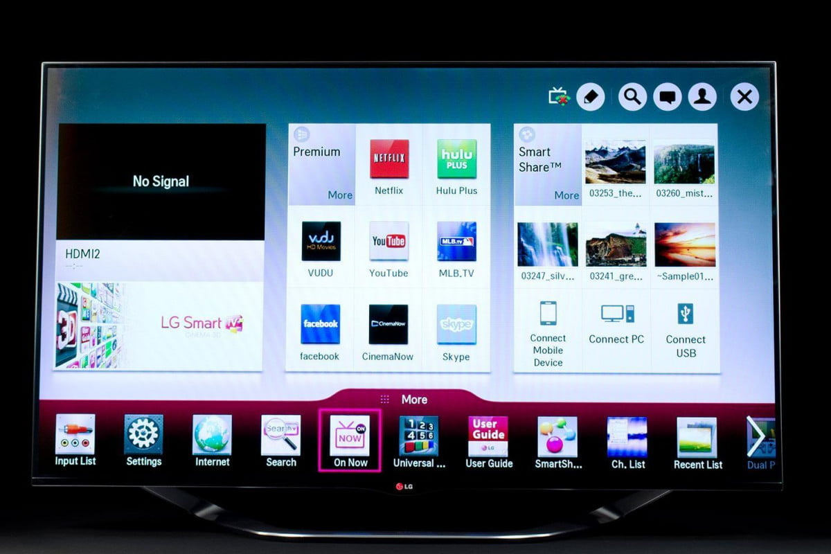 lg smart tv privacy issue fix  la led front on x