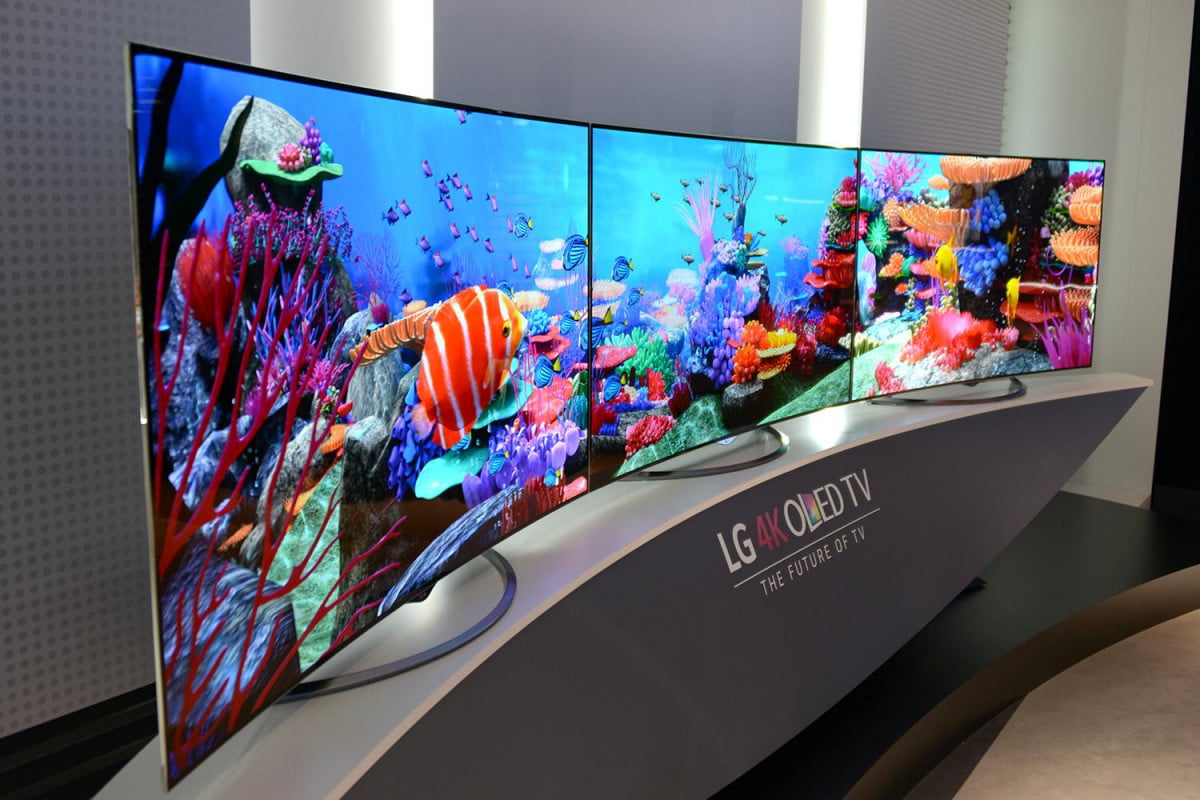 lg officially prices  k oled tvs ec lined up