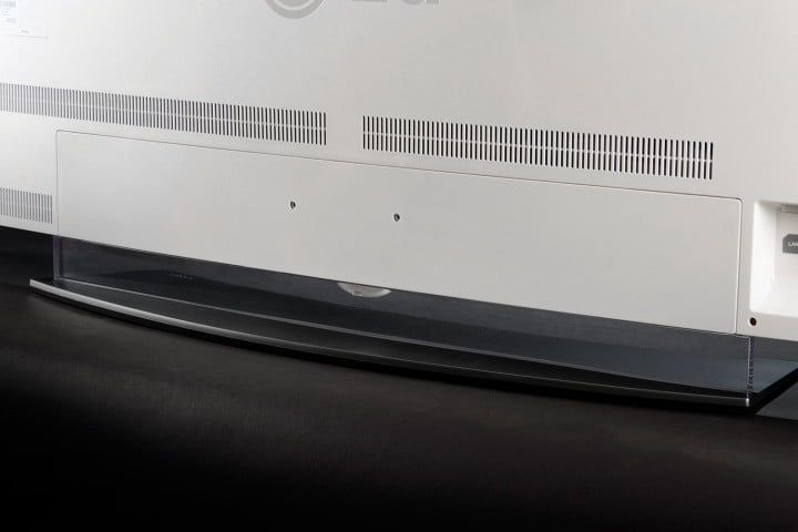 lg  eg review oled tv clearbase