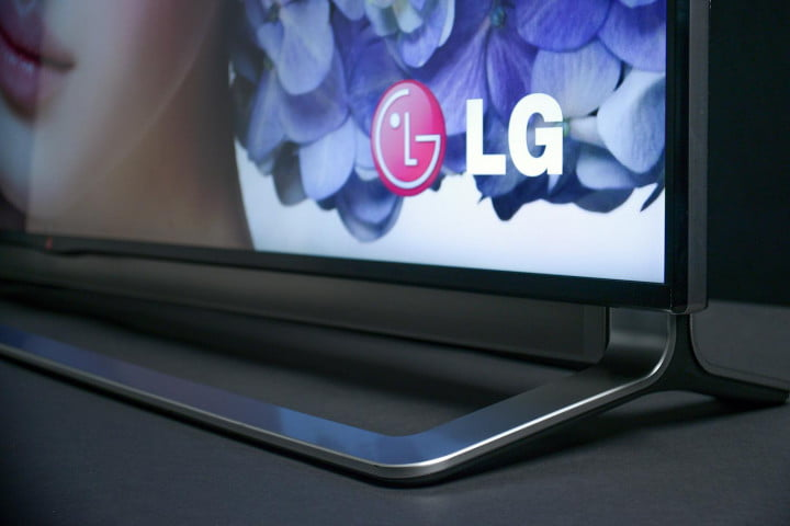 lg  la review ktv stand