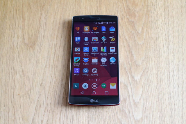 sprint boost mobile discount for ads lg g flex  home screen