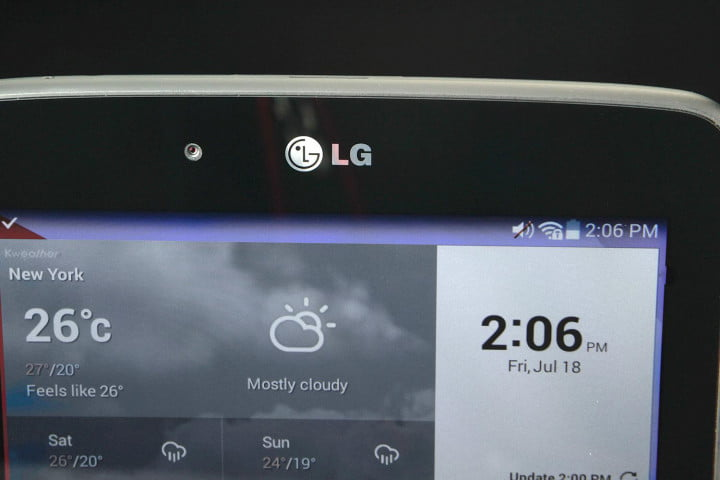 lg g pad  review