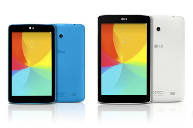 lg g pad  lte on sale in europe and