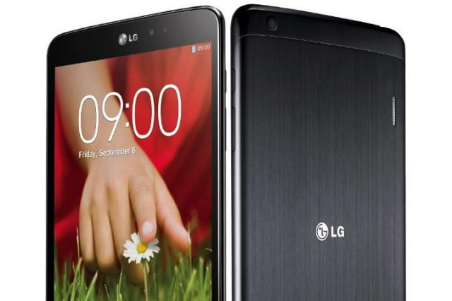 lg g pad  price release date features close