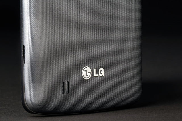 lg uni  windows phone news g pro rear speaker macro