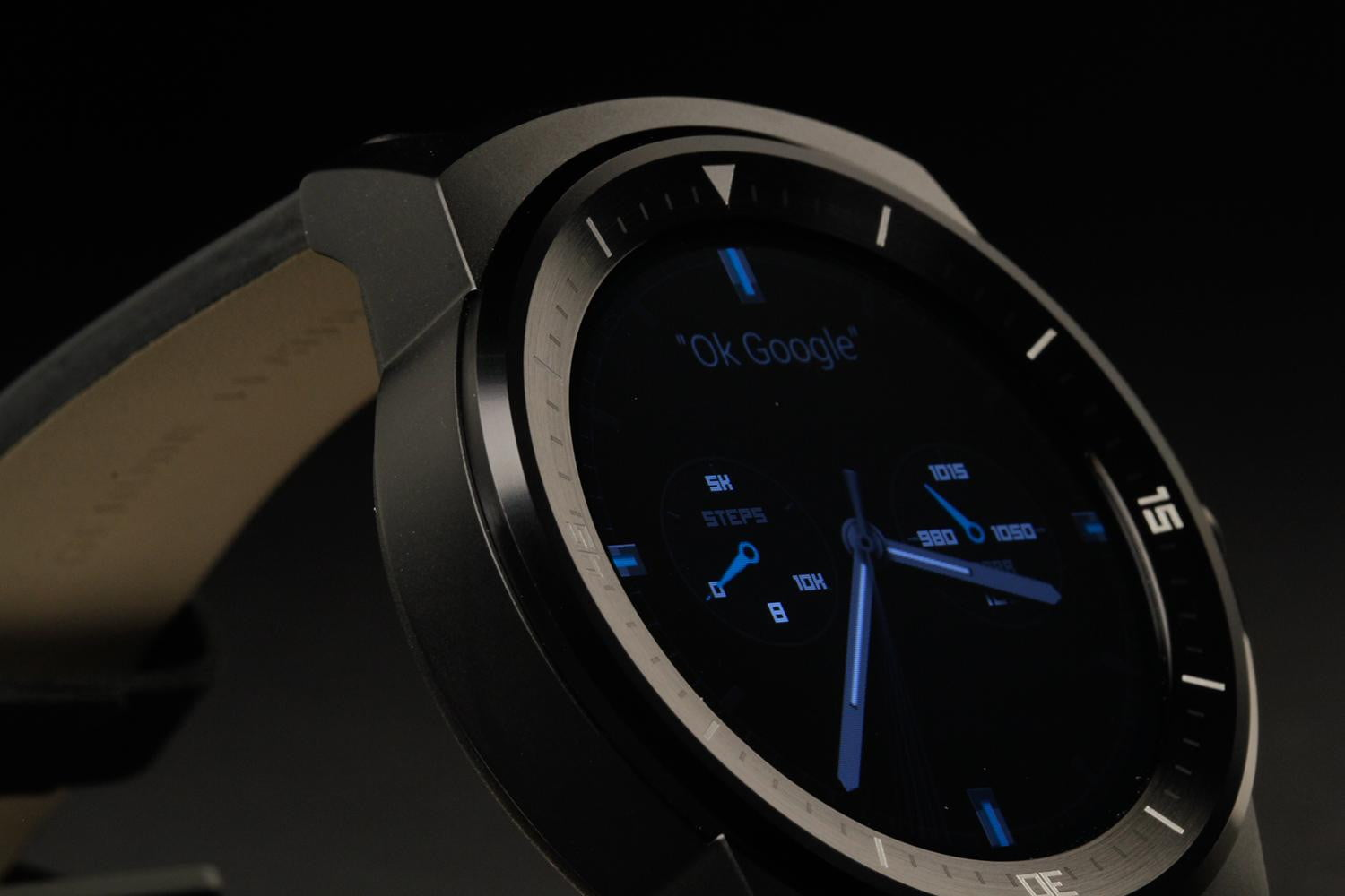 LG G Watch R review | Android Wear Smartwatch