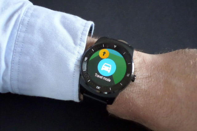 lg g watch r  news