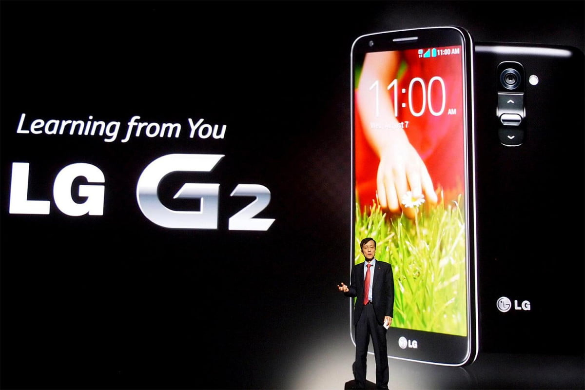 lg g  features announcement