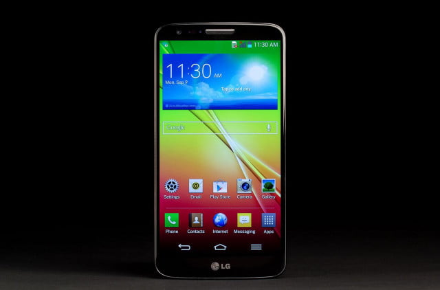 LG G2 Phone front