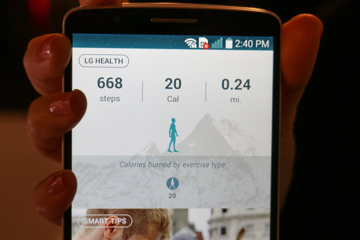 google play store  most downloaded apps lg g hands on health