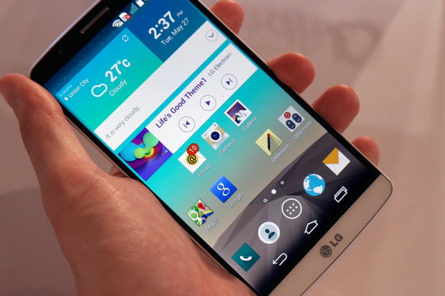 lg g  south korea outsells galaxy s hands on lifes good theme