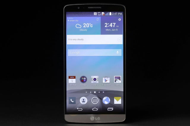 lg g  user interface all smartphones home
