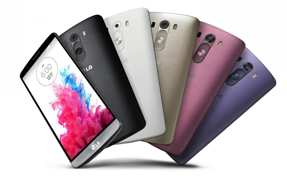 lg smartphone sales surged  thanks part success g press hi res colors x c