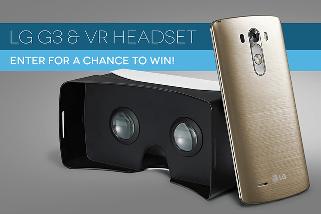 dt giveaway lg g  and vr headset
