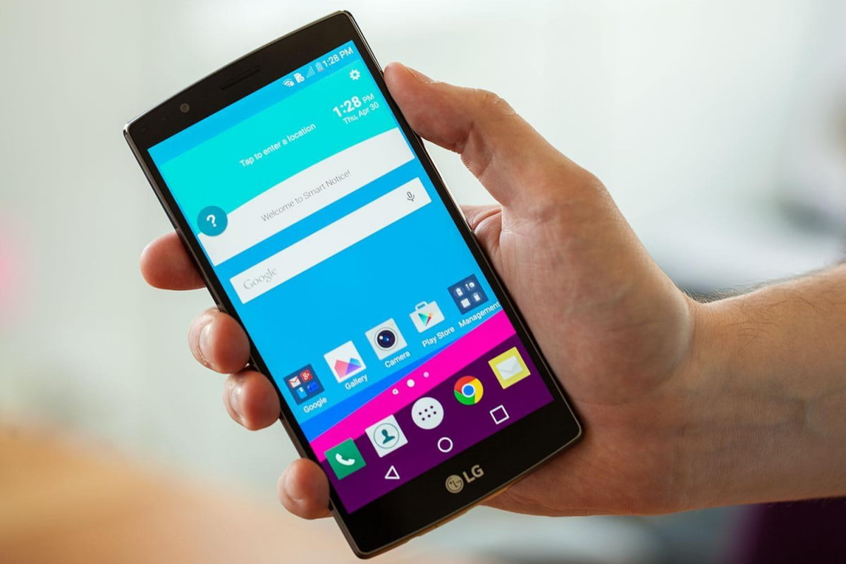 lg g  tips and tricks in hand x