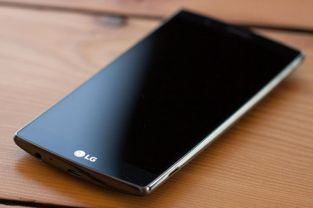 lg second quarter flounders strong north america g  off
