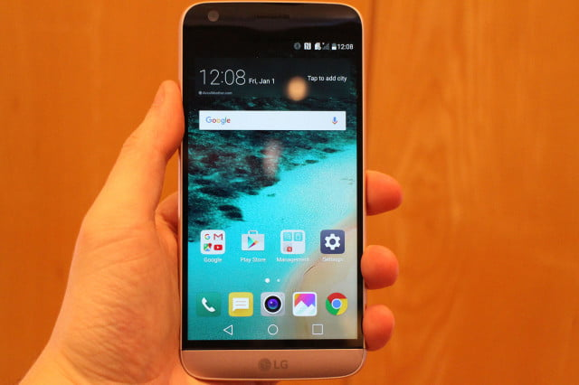 how to order lg g  front angle