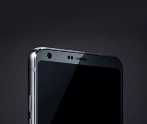 LG's first G6 teaser shows off barely-there display bezel