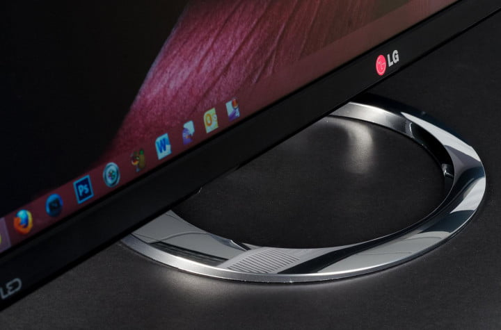 lg ea  review ips wide screen ultra performance monitor base stand